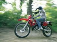 Мотоцикл МБК на халявной фотографии. Обои мотоцикла MBK