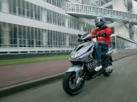 МБК на великолепной фотографии. Обои мотоцикла MBK