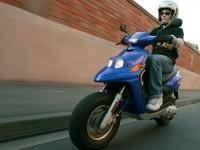 Мото МБК на замечательной фотографии. Обои мотоцикла MBK