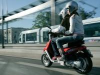 Мотоцикл МБК на прекрасной фотообои. Обои мотоцикла MBK