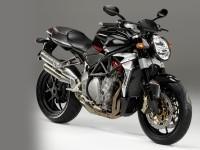 Мотоцикл МВ Агуста на великолепной фотографии. Обои мотоцикла MV Agusta