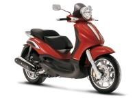 Мотоцикл Piaggio на бесплатной картинке. Обои мотоцикла Piaggio