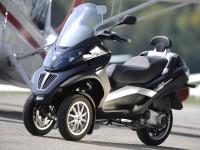 Мото Пиаджио на прекрасной фотографии. Обои мотоцикла Piaggio