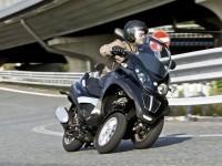 Пиаджио на отличной картинке. Обои мотоцикла Piaggio