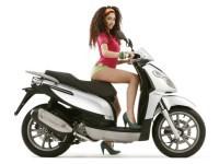 Мотоцикл Piaggio