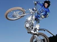 Изображение мотоцикла Sherco на обои. Обои мотоцикла Sherco