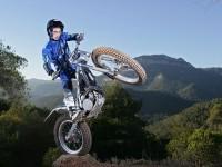 Шерко на великолепной картинке. Обои мотоцикла Sherco