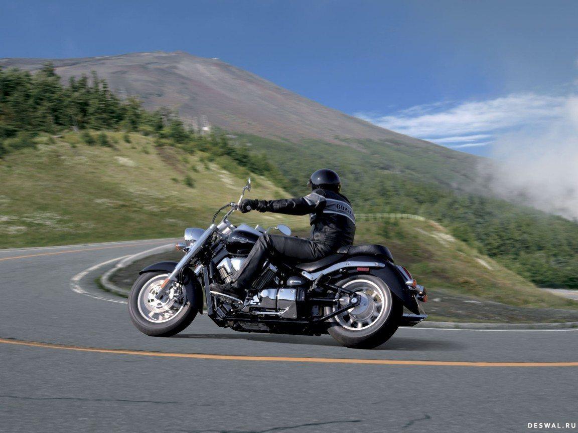 Мотоцикл Suzuki Intruder 1800.