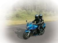 Изображение мотоцикла на фотообои. Обои мотоцикла Suzuki