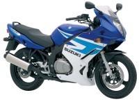 Мотоцикл Сузуки на отличной обои. Обои мотоцикла Suzuki