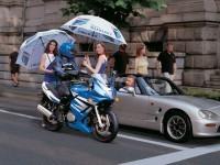 Suzuki на халявной картинке. Обои мотоцикла Suzuki