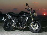 Мото Триумф на замечательной обои. Обои мотоцикла Triumph
