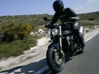 Triumph на бесплатной фотографии. Обои мотоцикла Triumph