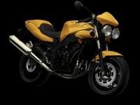 Мотоцикл Триумф на бесплатной фотообои. Обои мотоцикла Triumph