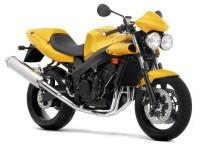 Мотоцикл Триумф на отличной картинке. Обои мотоцикла Triumph