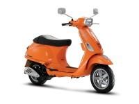 Vespa на картинке. Обои мотоцикла Vespa