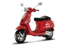 Изображение мото Vespa на картинке. Обои мотоцикла Vespa