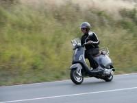 Vespa на классной обои. Обои мотоцикла Vespa
