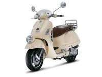 Изображение мотоцикла Vespa на обои. Обои мотоцикла Vespa