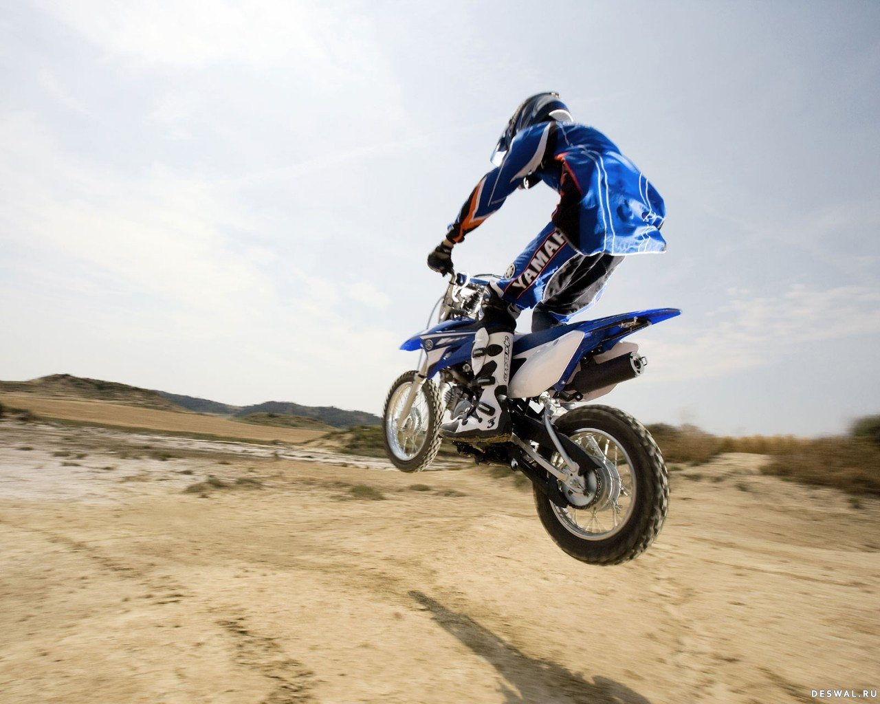 Yamaha motocross wallpapers