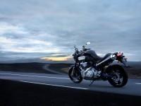 Yamaha на качественной фотографии. Обои мотоцикла Yamaha