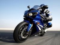 Мото Yamaha на качественной картинке. Обои мотоцикла Yamaha