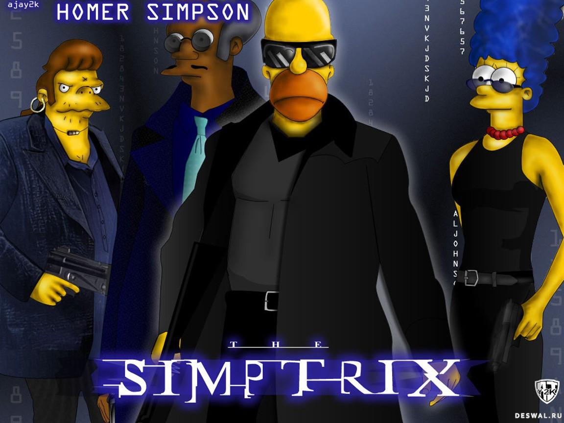 Открыть фото Новый мультик SIMPTRIX в полном размере.