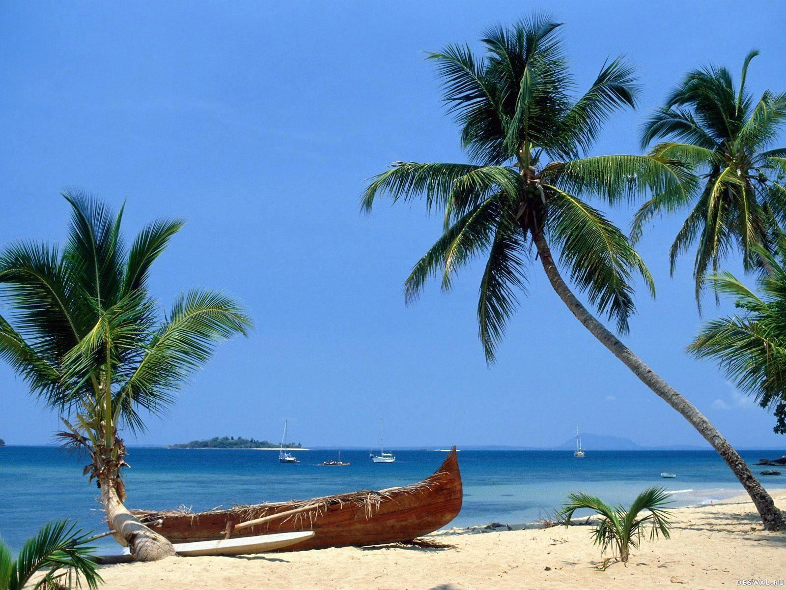 Фото 121.. Нажмите на картинку с обоями природы - пляж, чтобы просмотреть ее в реальном размере