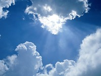 Фото 10.. Обои с природой для рабочего стола: обои с облаками