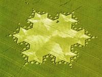 Фото 5.. Обои с природой для рабочего стола: обои с кругами на полях