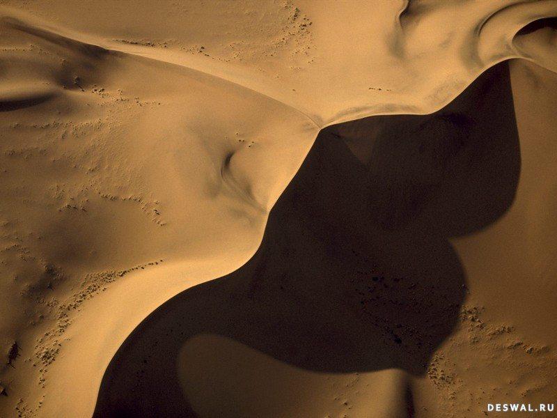 Фото 9.. Нажмите на картинку с обоями природы - пустыня, пески, чтобы просмотреть ее в реальном размере