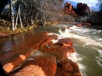 Фото 13.. Обои с природой для рабочего стола: пороги и реки
