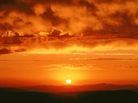 Фото 8.. Обои с природой для рабочего стола: солнце и небо