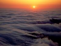 Фото 7.. Обои с природой для рабочего стола: закат солнца