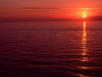 Фото 8.. Обои с природой для рабочего стола: закат солнца