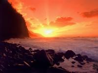 Фото 15.. Обои с природой для рабочего стола: закат солнца