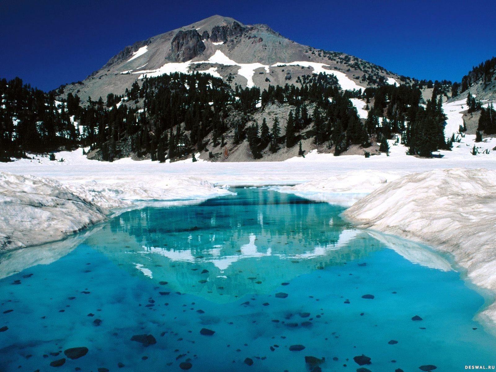 Фото 9.. Нажмите на картинку с обоями природы - вулкан, чтобы просмотреть ее в реальном размере