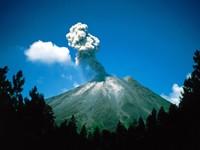 Фото 1., Обои с природой для рабочего стола: обои с природой -  вулканы