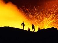 Фото 8.. Обои с природой для рабочего стола: вулканы