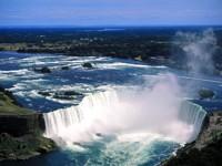 Фото 1., Обои с природой для рабочего стола: обои с природой -  водопады