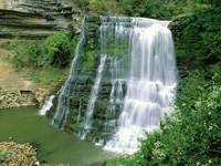 Фото 7.. Обои с природой для рабочего стола: водопады