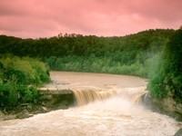 Фото 15.. Обои с природой для рабочего стола: водопады