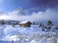 Фото 8.. Обои с природой для рабочего стола: зима