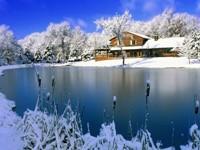 Фото 10.. Обои с природой для рабочего стола: зима