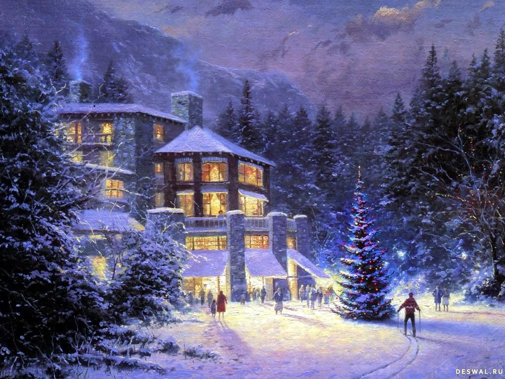 Обои: Зимний отдых: качественные новогодние обои для ...: http://deswal.ru/php_newyear/1024-768/00000206.php