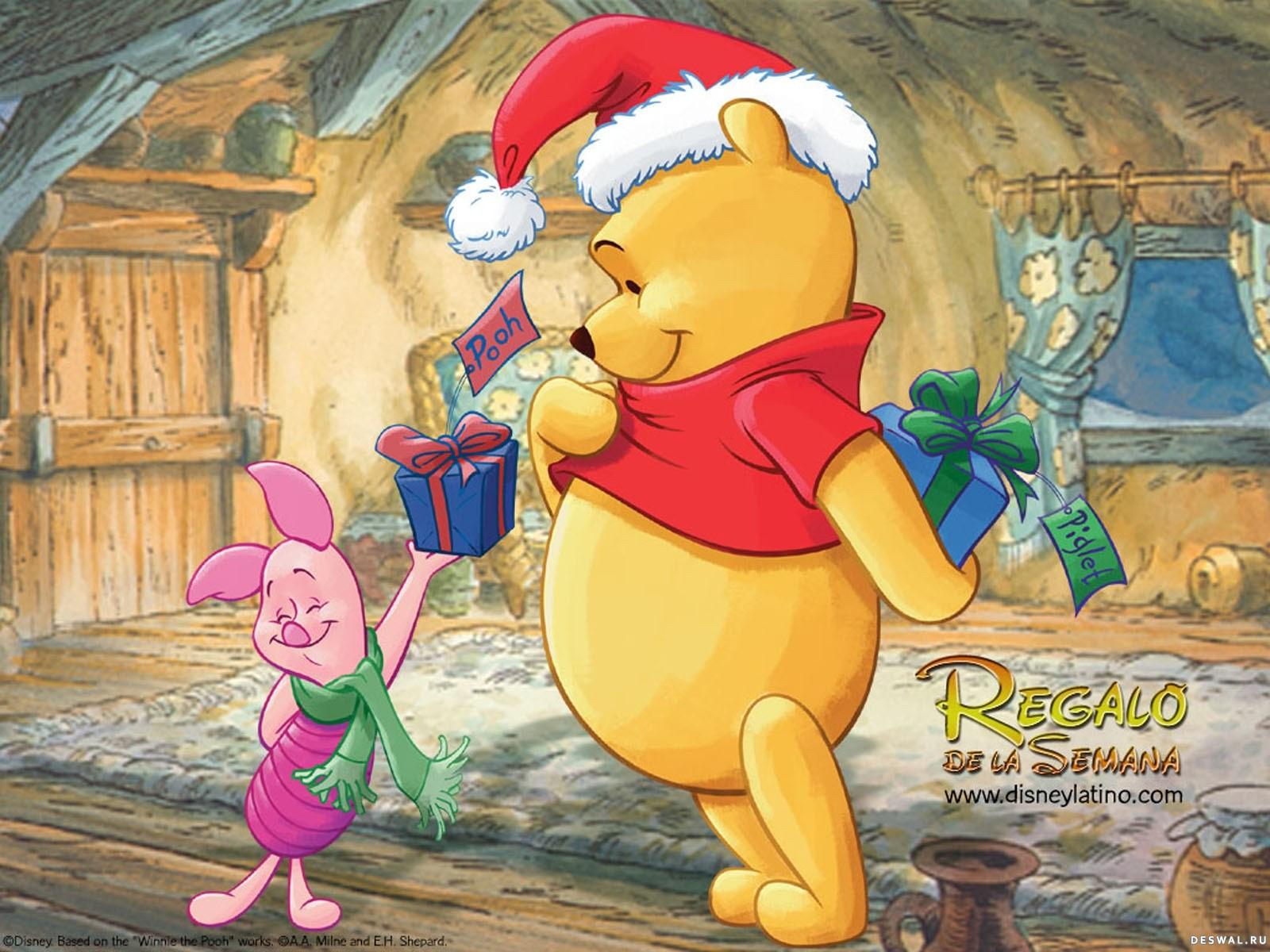 Новый год мультфильмы дисней