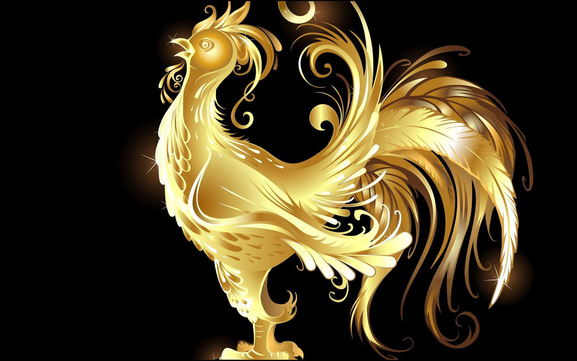 Огненный петух