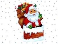 Стола обои с рождеством и новым годом