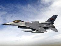 Истребитель F-16 Файтинг Фалкон