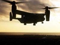 Американский конвертоплан Bell V-22 Osprey
